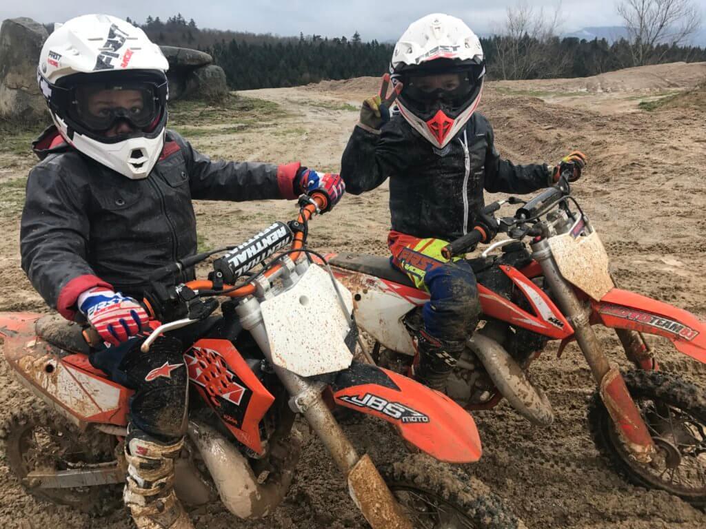 <strong>Ecole moto enfant Castres</strong>