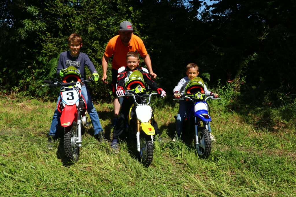 <strong>Ecole moto enfants Castres</strong>